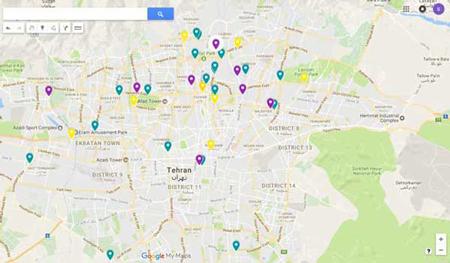 Sample media offer Pin-Map